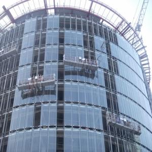 Dự án lau kiếng tòa nhà Gondola